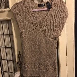 Axcess sweater top